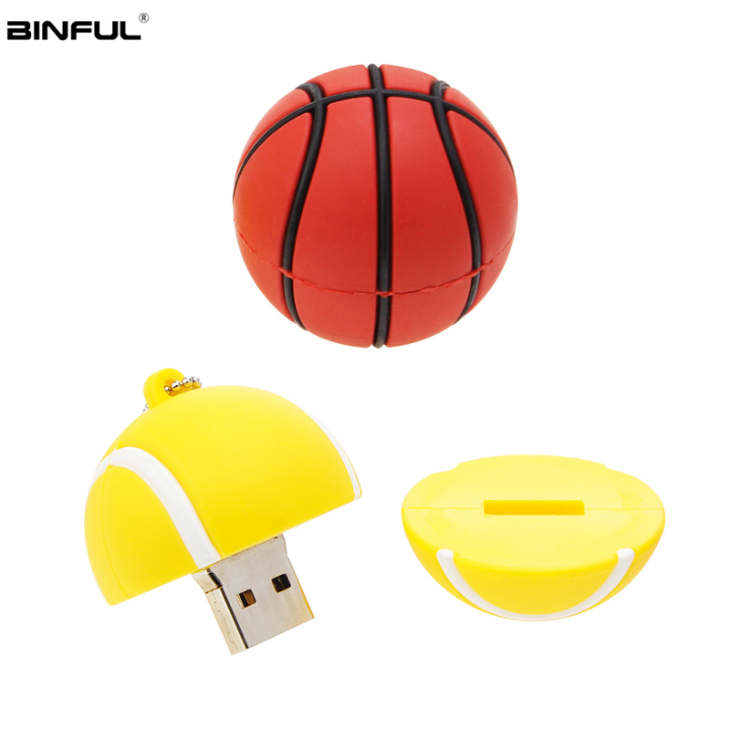 Image 5 - No. 7 Jersey Usb Flash Drive 4GB 8GB 16GB Pen Drive 32GB 64GB 128GB High Quality Pendrive Cartoon Usb Stick Gift Free Shipping-in USB Flash Drives from Computer & Office