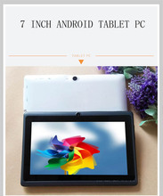 7 INCH WIFI CHILDREN TABLET LEARN MACHINE 512MB+8G STUDENT IPAD FOR KIDS GIFT