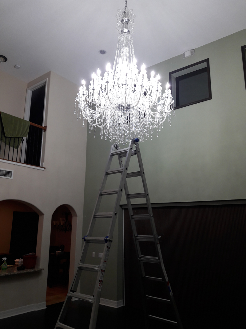 Large Crystal Chandeliers For Hotels Modern Chandelier High Ceiling Villa Club Level Led Elegant Lighting In From Lights