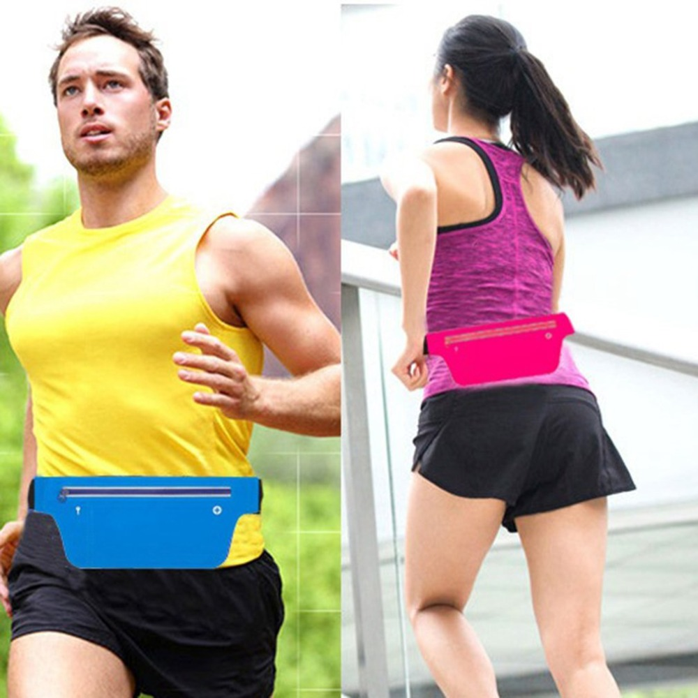 TY-007 Sports Bag Running Waist Bag Jogging Portable Waterproof Cycling Bag Outdoor Phone Anti-theft Belt Bag