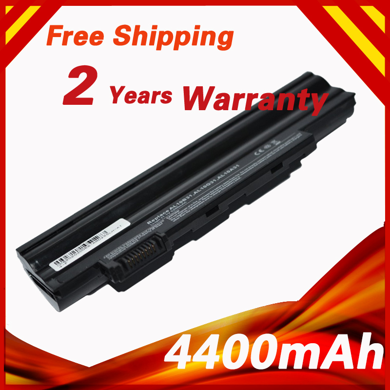4400mAh Laptop Battery For Acer Aspire One 522 D257 D260 E100 722 D270 D255 D255E AOD255E AOD257 AOD260 AO522 AOE100 AOD270 laptop motherboard for aspire one 522 ao522 p0ve6 la 7072p mbsfh02001 amd c60 ddr3