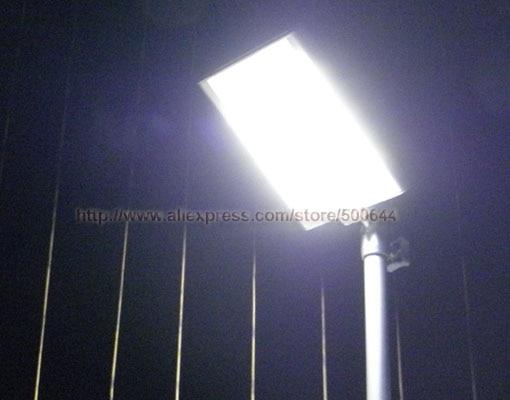 ФОТО Wholesale 20 LED 400LM Lumen 25W Light Control Microwave Radar Sensor Solar Street Light Solar Night Lamp LED Night Light
