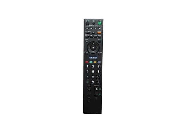 שלט רחוק עבור Sony RM GD007 RM GD007W KDL 22S5700 KDL 32V5500 KDL 32W5500 לKDL 40V5500 LCD BRAVIA HDTV טלוויזיה
