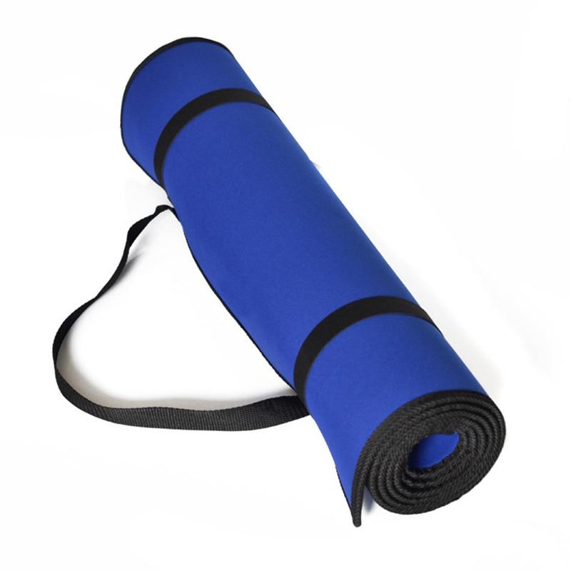 ✔  ЕВА Коврик для йоги 6 мм Начинающий Профессиональный Йога Полотенце противоскользящее Экологическое  ①