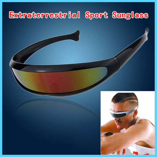 3b08020587 x-men Extraterrestrial Individuality Mercury Lens Laser glasses Outdoor  Travel sunglasses Eyewear