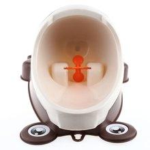 Стоял вертикальный пи лягушка писсуар удобно мальчика животные горшок настенный форма
