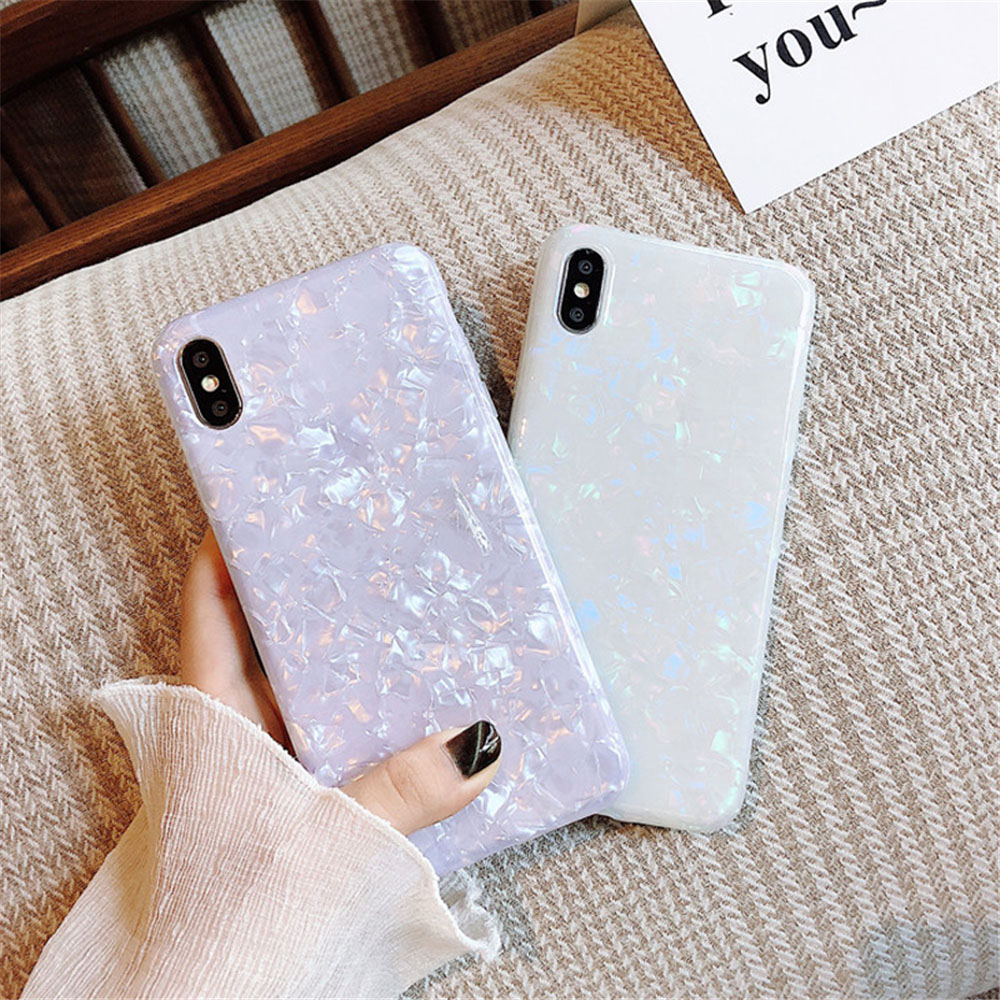 Glossy Glitter Case for iPhone SE (2020) 22