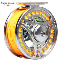 3 4 5 6 7 8 9 10 WT Fly Fishing Reel With Weight Forward Floating