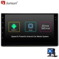 Junsun 7 R178 2 Din Car DVD Radio Play Android 7 1 2 Multimedia GPS Wifi
