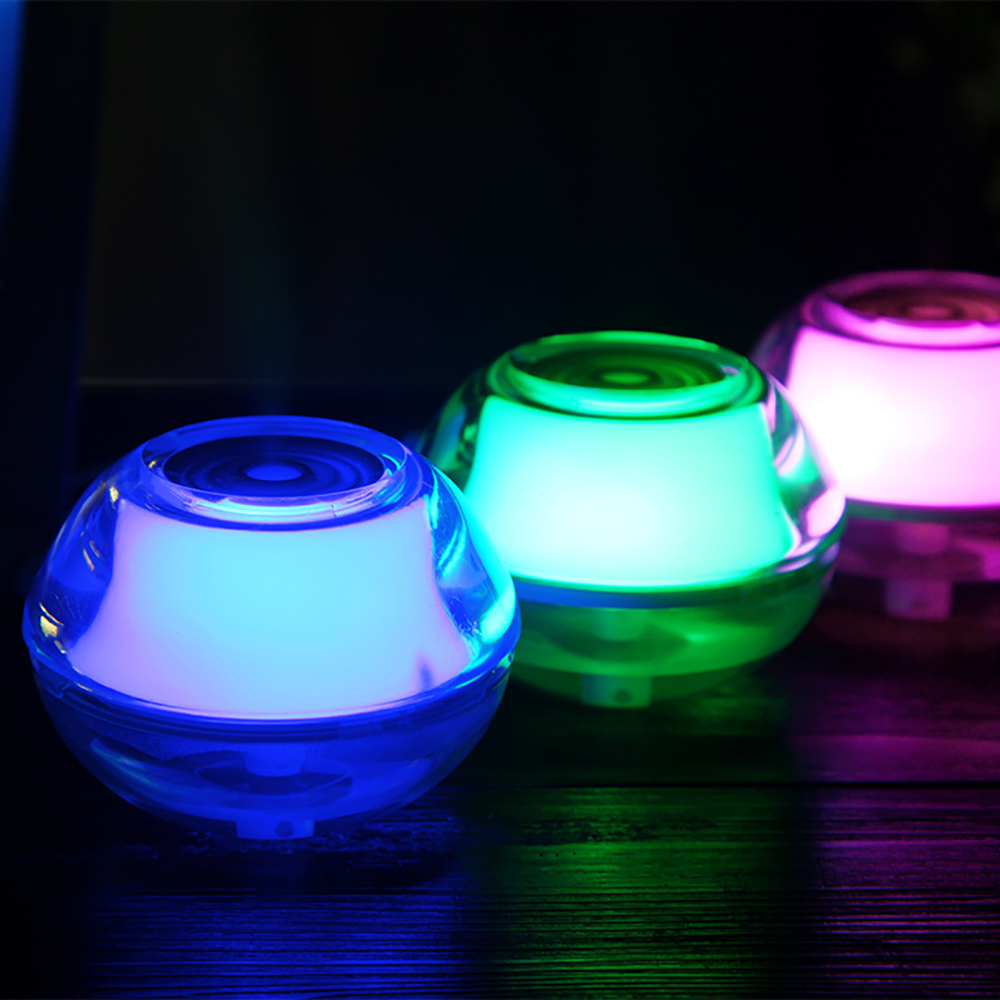 Hot Cute Mini Crystal LED Night Light Air Humidifier USB Portable Essential Oil Aroma Diffuser Home Ofifice Mist Maker Fogger portable mini square usb air humidifier blue led night light mute diffuser home office cool mist maker fogger humidifiers