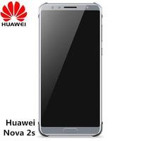 Original Huawei Nova 2s Back Cover Translucent Full Protection PC Phone Cases For Nova2s Smartphone