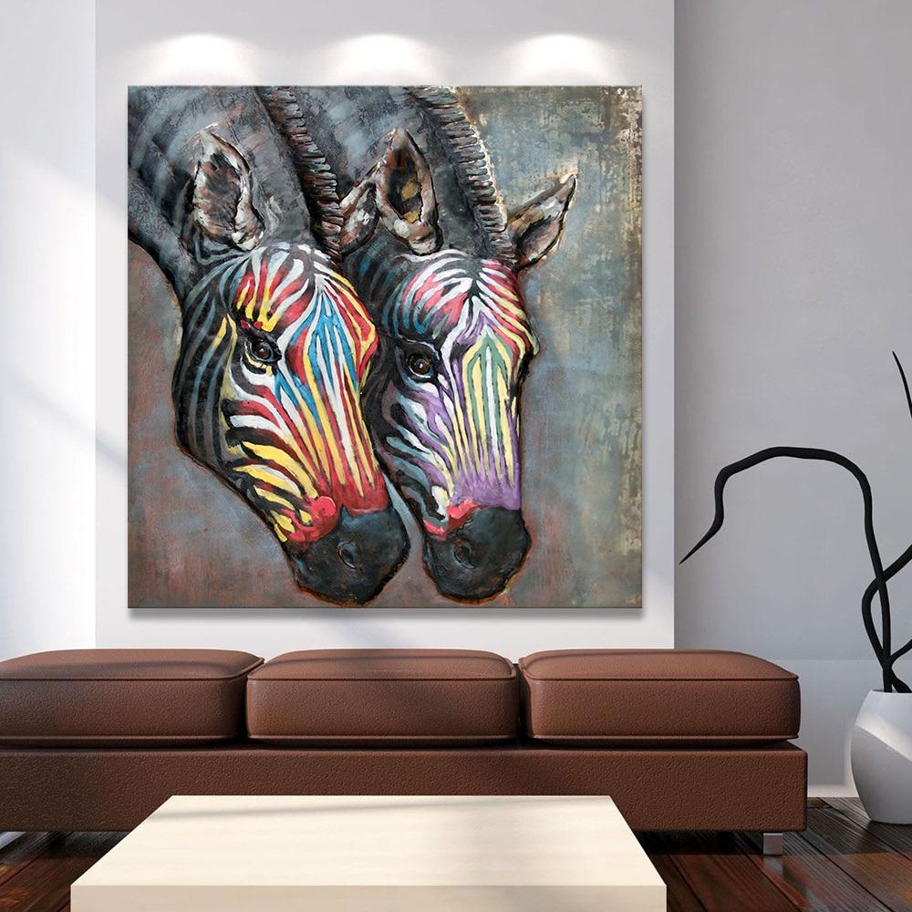 HDARTISAN arte moderno pintura arte de la pared cuadro abstracto ...