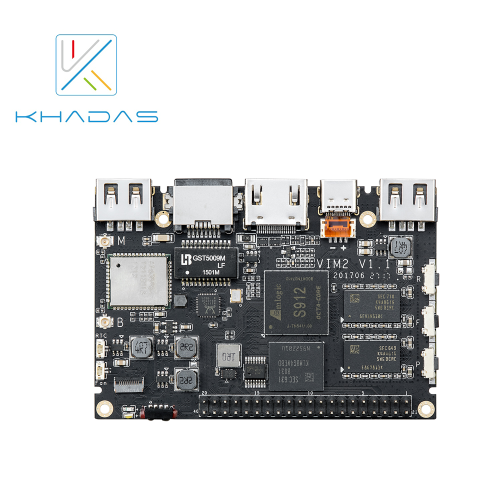 Khadas VIM2 Basic Mother Board Only (DDR4 2GB+16GB) lace high low swing evening party dress