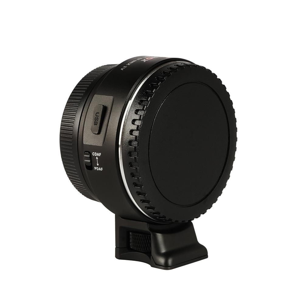 Viltrox EF-NEX IV Canon EOS EF E S obyektiv üçün Sony E NEX Tam - Kamera və foto - Fotoqrafiya 4
