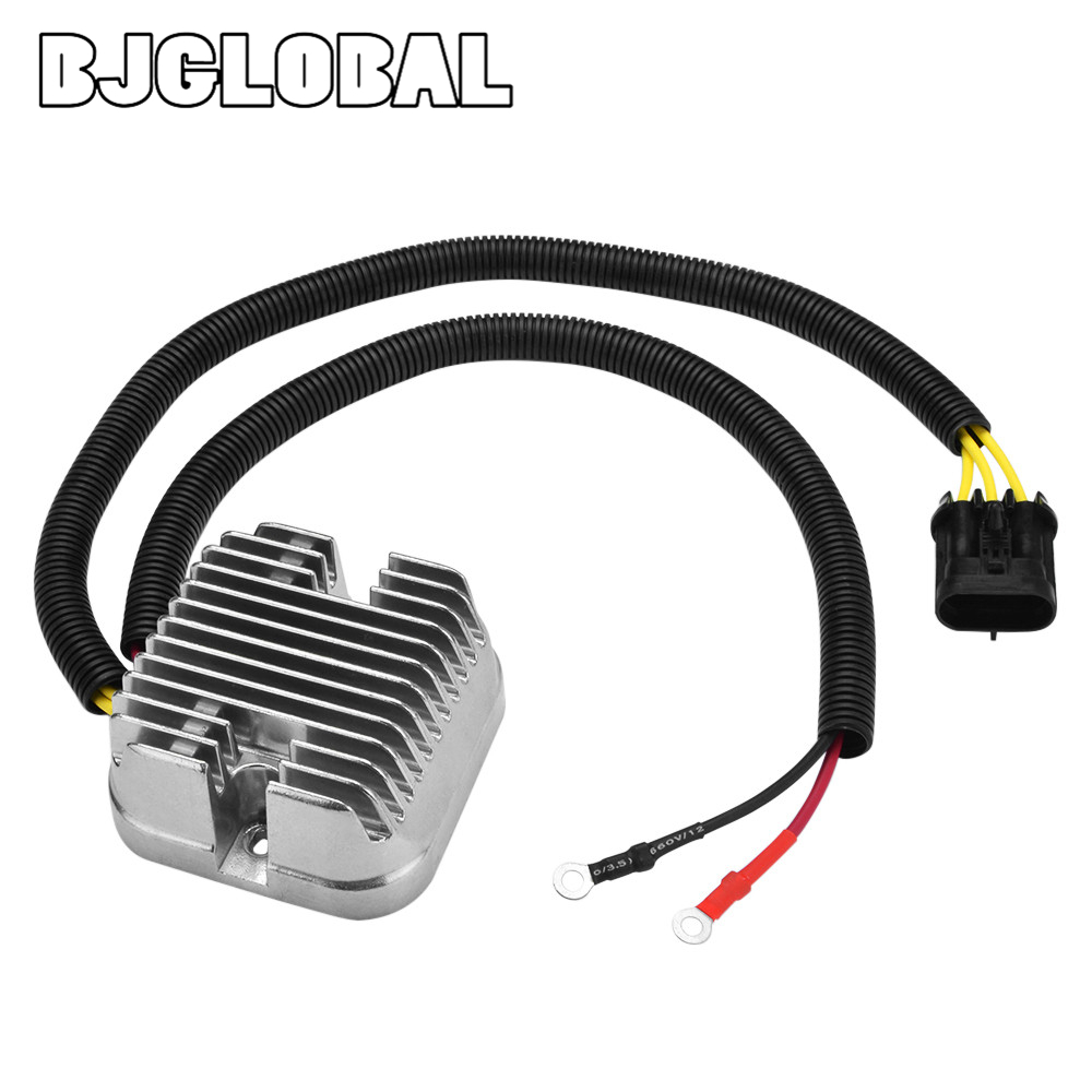 BJGLOBAL Voltage Rectifier Regulator For SPORTSMAN FOREST XP 550 850 FOREST EU SCRAMBLER 850 2015 Polaris MRZR 4 2013 RZR 1000