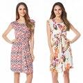 Оптовая материнства Платье уход платье Грудное Вскармливание Летнее Платье для Беременных Женщин летом стиль