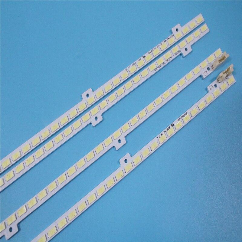 Strip para Samsung 62 Leds 440mm Led Backlight Ue40d6100 Ue40d5520 Bn64-01639a 2011svs40 Fhd 5k6k Direita Esquerda New10set = 20 Pçs *