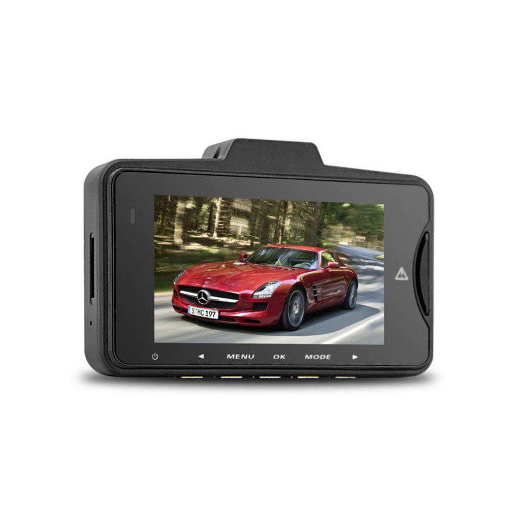 Car DVR 178 Degree Angle Lens G-Sensor Ambarella A7LA70 Night Vision GPS Logger 1296P Full HD GS98C 2.7 inch Screen