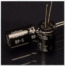 10PCS nichicon MUSE GB series BP-S 2.2UF/50V Need audio capacitors