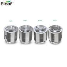 5pcs/lot Eleaf HW1 Coil HW2 HW3 HW4 Head E cigarette Coil  fits Eleaf ELLO Tank iStick Pico 21700 iKonn 220 iJust Nexgen цены
