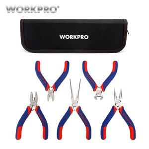 WORKPRO 5PCS Mini Pliers Jewel