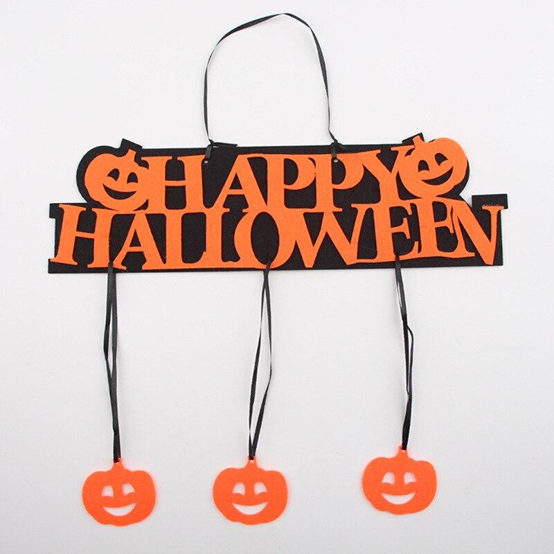 halloween decoration happy halloween hanging hangtag halloween store window home decoration party festival supplieschina - Halloween Supply Store
