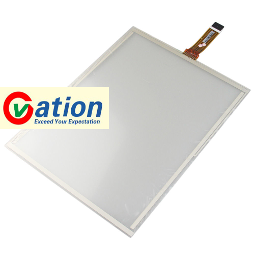 New <font><b>15</b></font> inch AMT9535 AMT 9535 8 wire <font><b>Touch</b></font> <font><b>Screen</b></font> Glass Panel Digitizer image