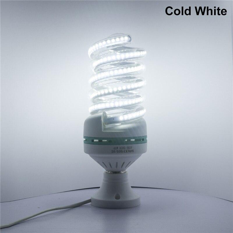 Zjright E27 Spirale 5 Watt 9 Watt 16 Watt 24 Watt 40 Watt Led