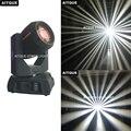 10 шт./лот Dj диско недорогая Светодиодная лампа мобильное оборудование головка 350 Вт Луч света 17R движущиеся фары 350