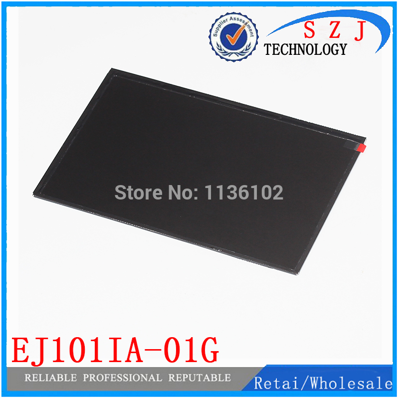 Original 10.1'' inch tablet LCD screen EJ101IA-01G for tablet PC display free shipping original 7 inch 163 97mm hd 1024 600 lcd for cube u25gt tablet pc lcd screen display panel glass free shipping