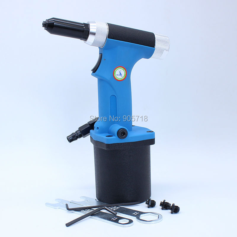цена на High Quality PROFESSIONAL TOOLS S50 Lightweight Industrial Air Riveters Pneumatic Rivets Gun 2.4-4.8MM
