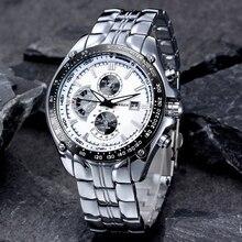 2017 new watches men luxury brand military watch men full steel wristwatches fashion waterproof relogio masculino