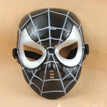 1pcs Children Masks The Avengers Spiderman Batman Superman Hulk Ironman Mask Full Face Masks Film Theme For Halloween