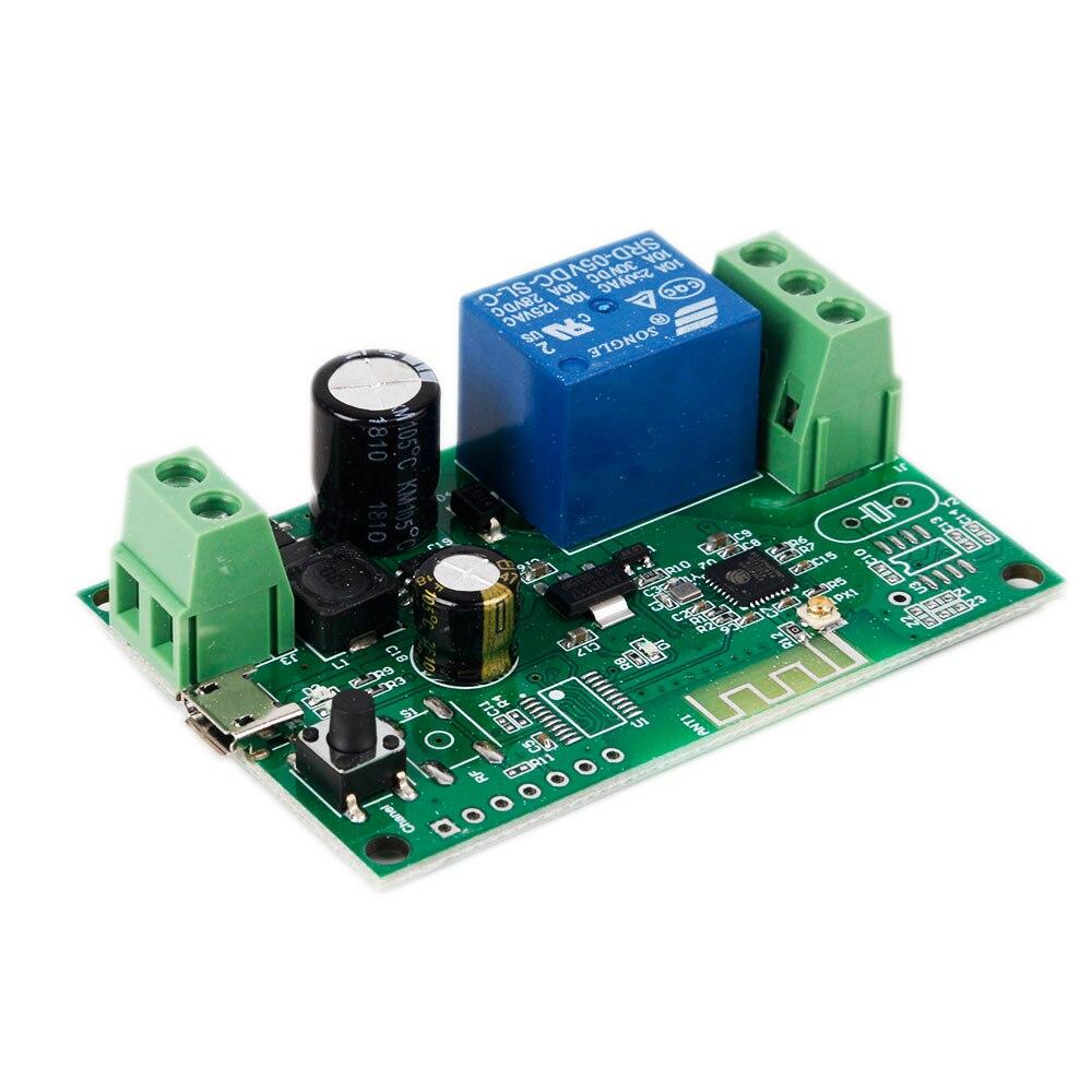 Sonoff Smart WiFi Remote Control DIY Universal Module DC5V 12V 32V self-locking Wifi Switch Timer for Smart Home