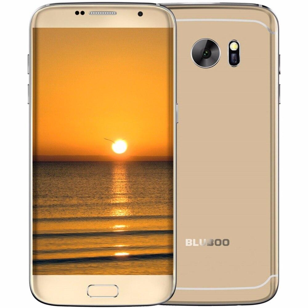 Original Bluboo Borde 5.5 Pulgadas Smartphone Android 6.0 MT6737 Quad Core 2 GB