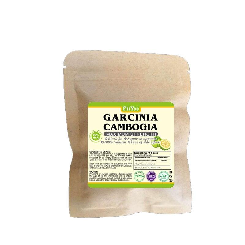 FiiYoo pure garcinia cambogia extracts 90% HCA natural herbs for weight loss