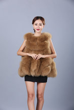 Selling vogue fox vest waistcoat