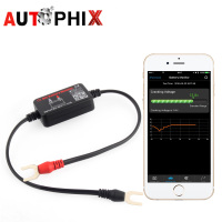 12V Bluetooth 4 0 Car Battery Tester Diagnostic Tool BM2 For Android IOS Iphone Digital Analyzer