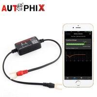 12V Bluetooth 4 0 Car Battery Tester Diagnostic Tool BM2 For Android IOS Iphone Digital Analyzer
