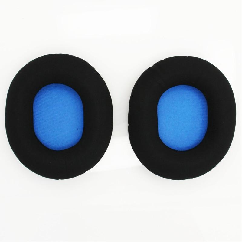 Headphone Replacement Earpads Ear Pads Cushions For Sennheiser HD8 HD8 DJ HD6 Mix Headphones Sponge Set Headset Ew in Earphone Accessories from Consumer Electronics
