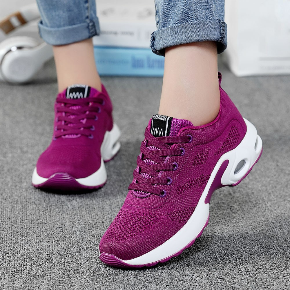YOUYEDIAN New sneakers Autumn Soft Comfortable Casual Shoes Women Shoes  Fashion Embroidered Breathable modis Hollow Lace Up j35-in Women s  Vulcanize Shoes ... 9ca125944497