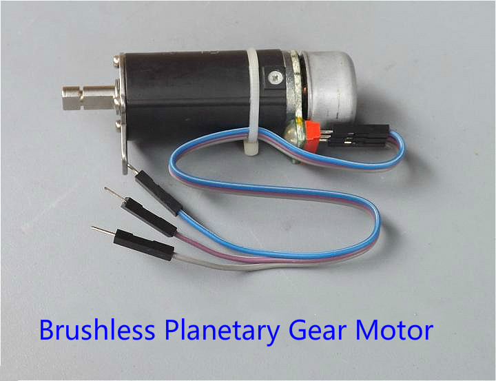 Buy 5v 12v 52rpm micro brushless Dc planetary gear motor