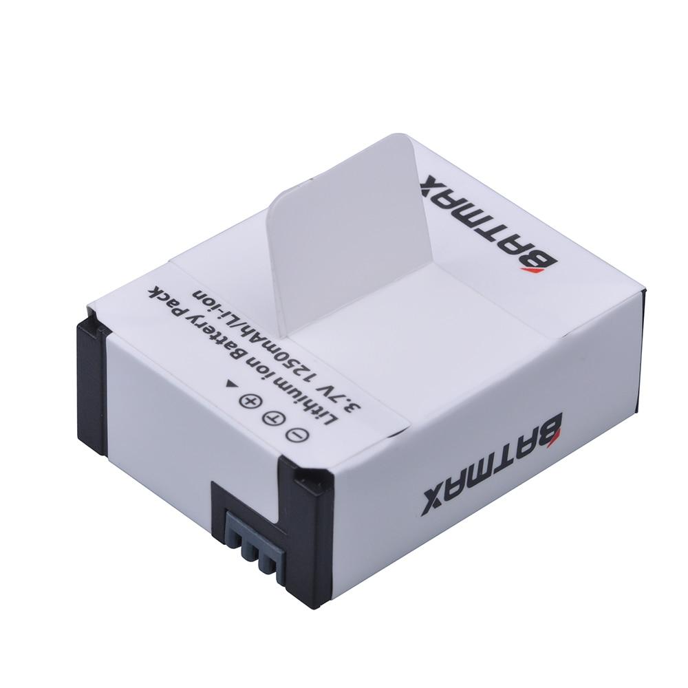 AHDBT-302 ahdbt 302 301 201 batería (1250 mAh) para GoPro HD hero 3 3 + Hero3 Hero3 1080 p 12 m 11 M 5MP negro plata mientras edición