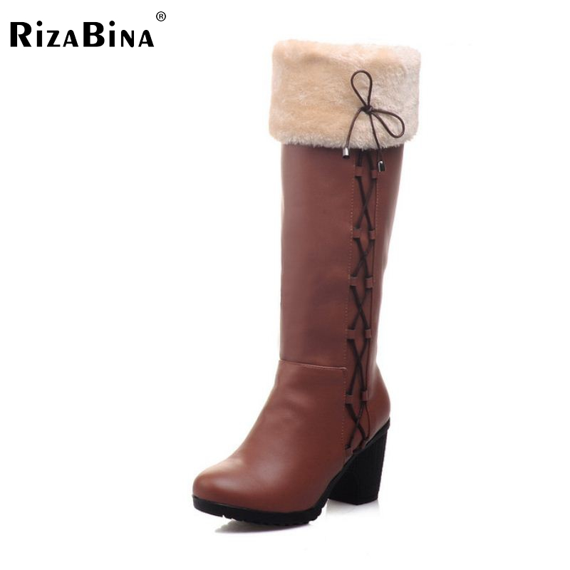 women high heel over knee boots fashion snow warm winter botas masculina riding boot cotton footwear shoes P20464 size 34-43 taoffen free shipping ankle boots women fashion short boot winter footwear high heel shoes sexy snow warm p8710 eur size 34 39