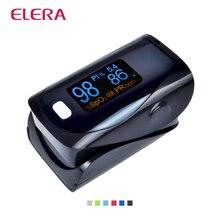 ELERA Alarmante Digital dedo oxímetro de pulso CE FDA oxímetro de pulso dedo, oxímetro de dedo oxímetro de pulso SPO2 PR P & P Livre(China (Mainland))
