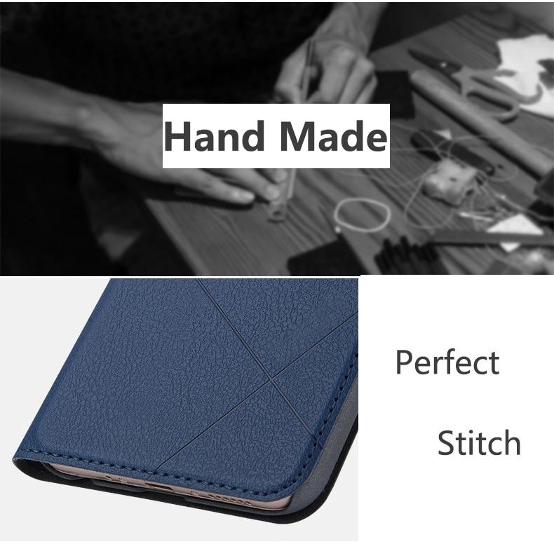 HTB1tK5JelLN8KJjSZFpq6zZaVXaU Hand Made For Huawei P30 P20 Lite P20 Pro P10 Lite Leather Case For Mate 20 Lite 10 Pro Mate 9 Pro Cover Card Slot Stand