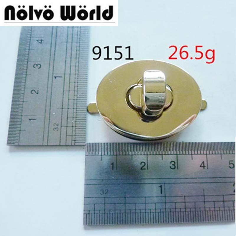 Light gold color metal fitting turn lock hardware for bag handbag raw material wholesale price for free shipping html javascript php и mysql джентльменский набор web мастера