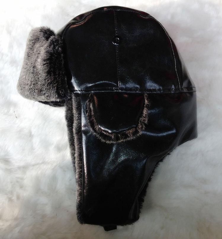 Ушанки из Китая