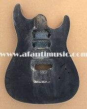 Afanti Musik DIY gitarre DIY e-gitarre körper (AJB-62)