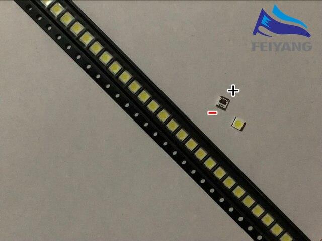 2000pcs SEOUL High Power LED LED Backlight 1210 3528 2835 1W 100LM Cool white SBWVT121E LCD Backlight for TV TV Application
